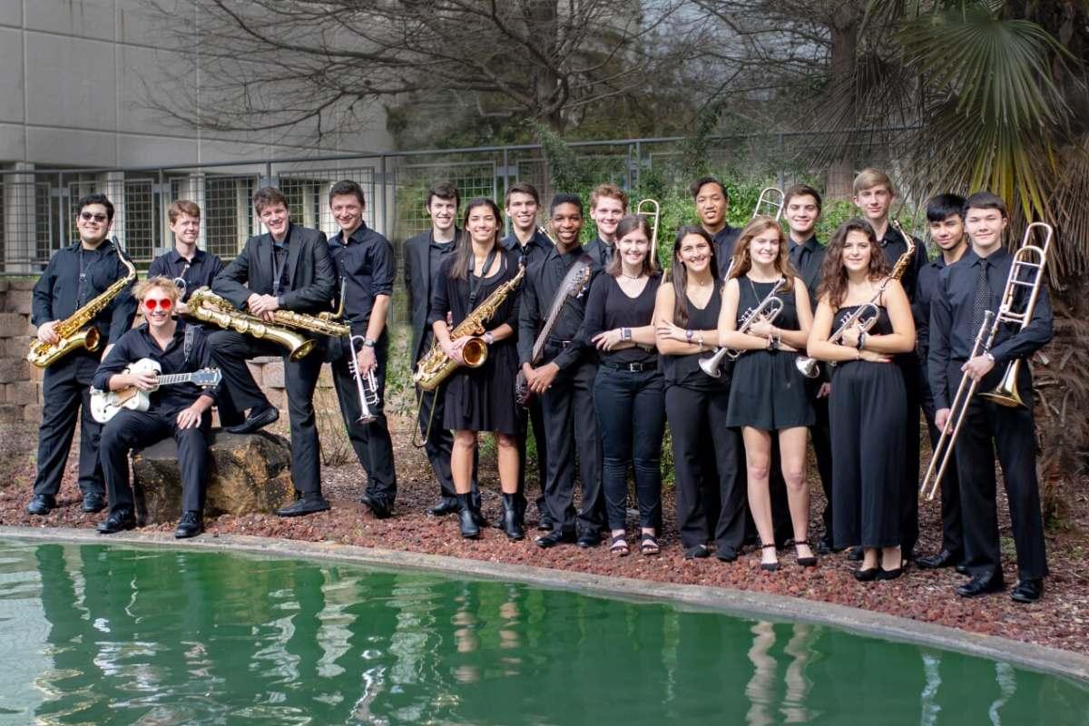 Brazoswood Jazz Ensemble Named NationalWinner