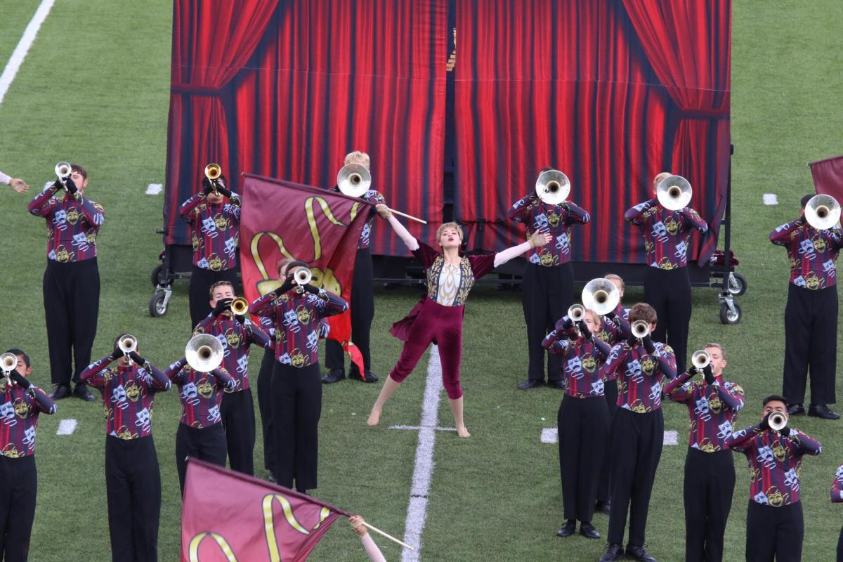 Marching Band Receives High Honors for 39th ConsecutiveYear