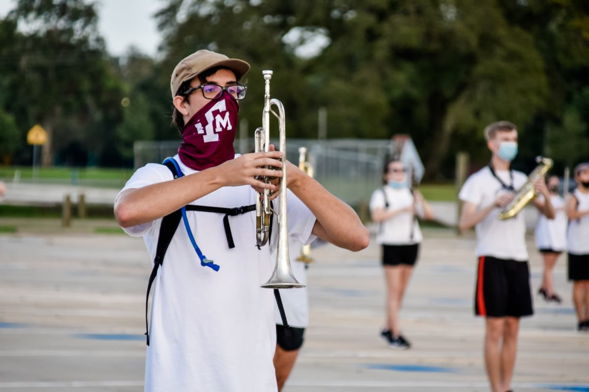 Band Marches On
